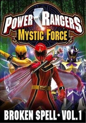 Power Rangers: Fuerza mística (Serie de TV)
