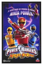 Power Rangers: Tormenta ninja (Serie de TV)