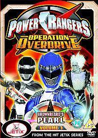 Power Rangers: Operación sobrecarga (Serie de TV)