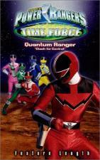 Power Rangers Time Force - Quantum Ranger: Clash for Control