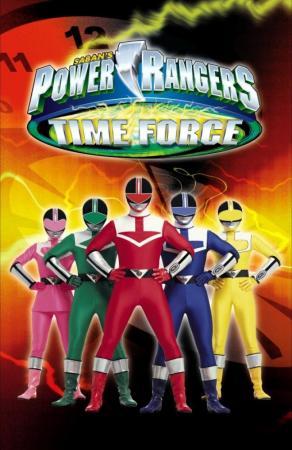 Power Rangers: Fuerza del tiempo (Serie de TV)