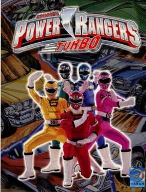 Power Rangers Turbo (Serie de TV)
