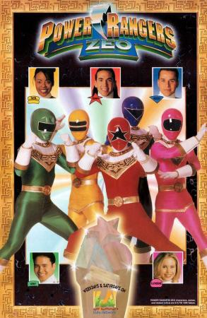 Power Rangers Zeo (TV Series)