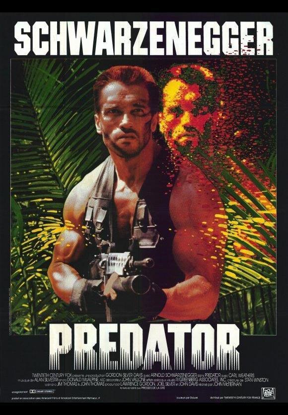 Saga- Depredador, 4 peliculas  [BrRip 1080p][Latino, y subtitulada la 4][MEGA]