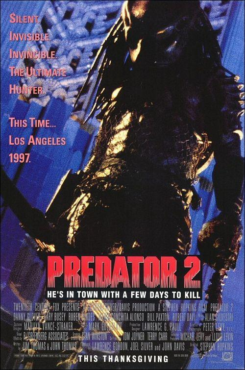 Resultado de imagen para Predator 2