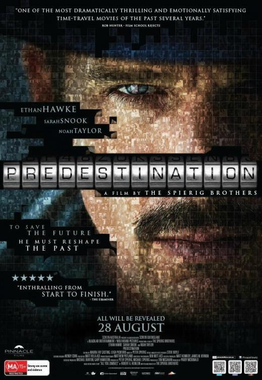 Predestination (2014) [1080p] [Latino] [MEGA]