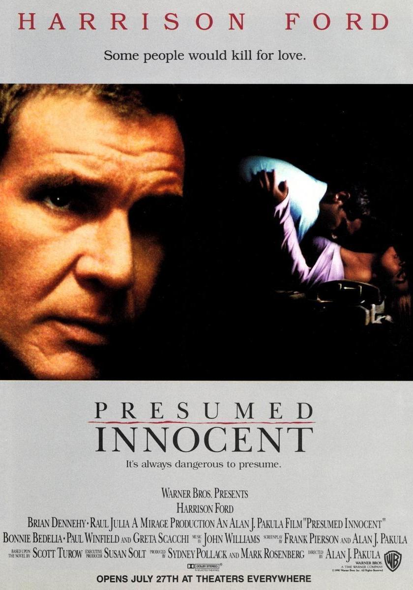 Presunto inocente 1990 filmaffinity for Oficina de infiltrados filmaffinity