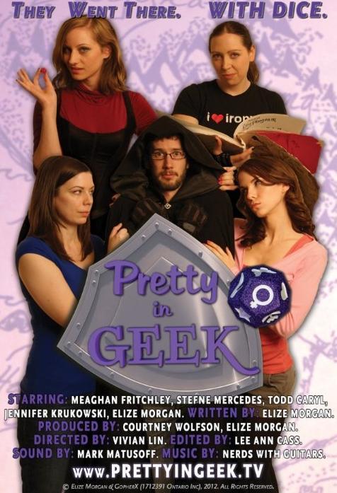 Pretty In Geek Tv Series 2011 Filmaffinity