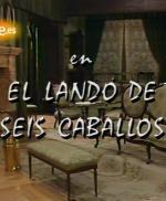 Primera función: El landó de seis caballos (TV)