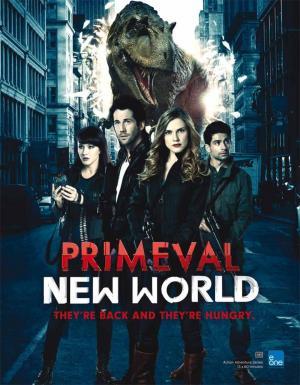 Primeval: El Nuevo Mundo (Serie de TV)