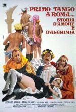 Primo tango a Roma... storia d'amore e d'alchimia