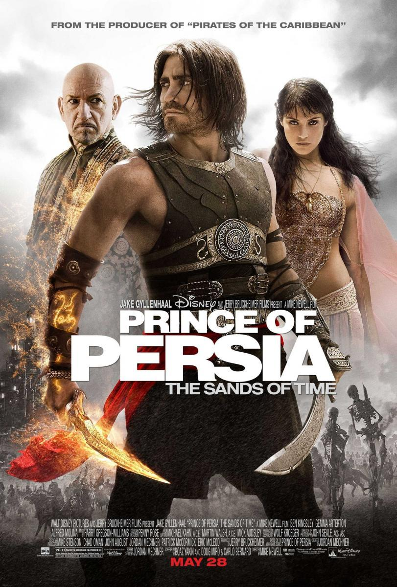 prince of persia: the sands of time (2010) - filmaffinity