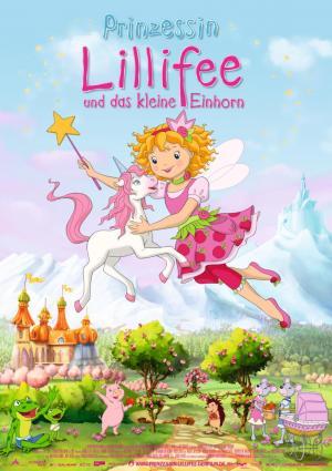 La princesa Lillifee y el pequeño unicornio (Lily, la princesa hada y el unicornio)