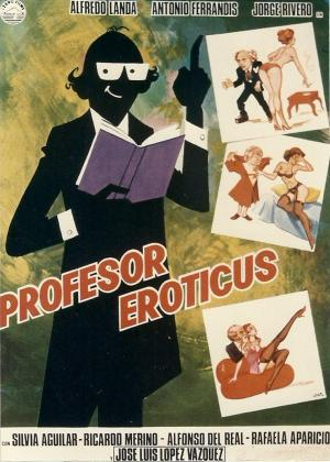 Profesor eróticus