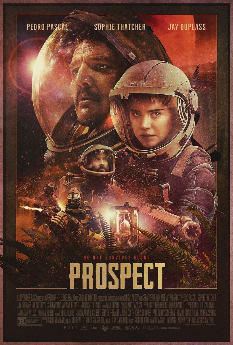 Prospect (2018) [1080p] [Español-Ingles] [On Line]