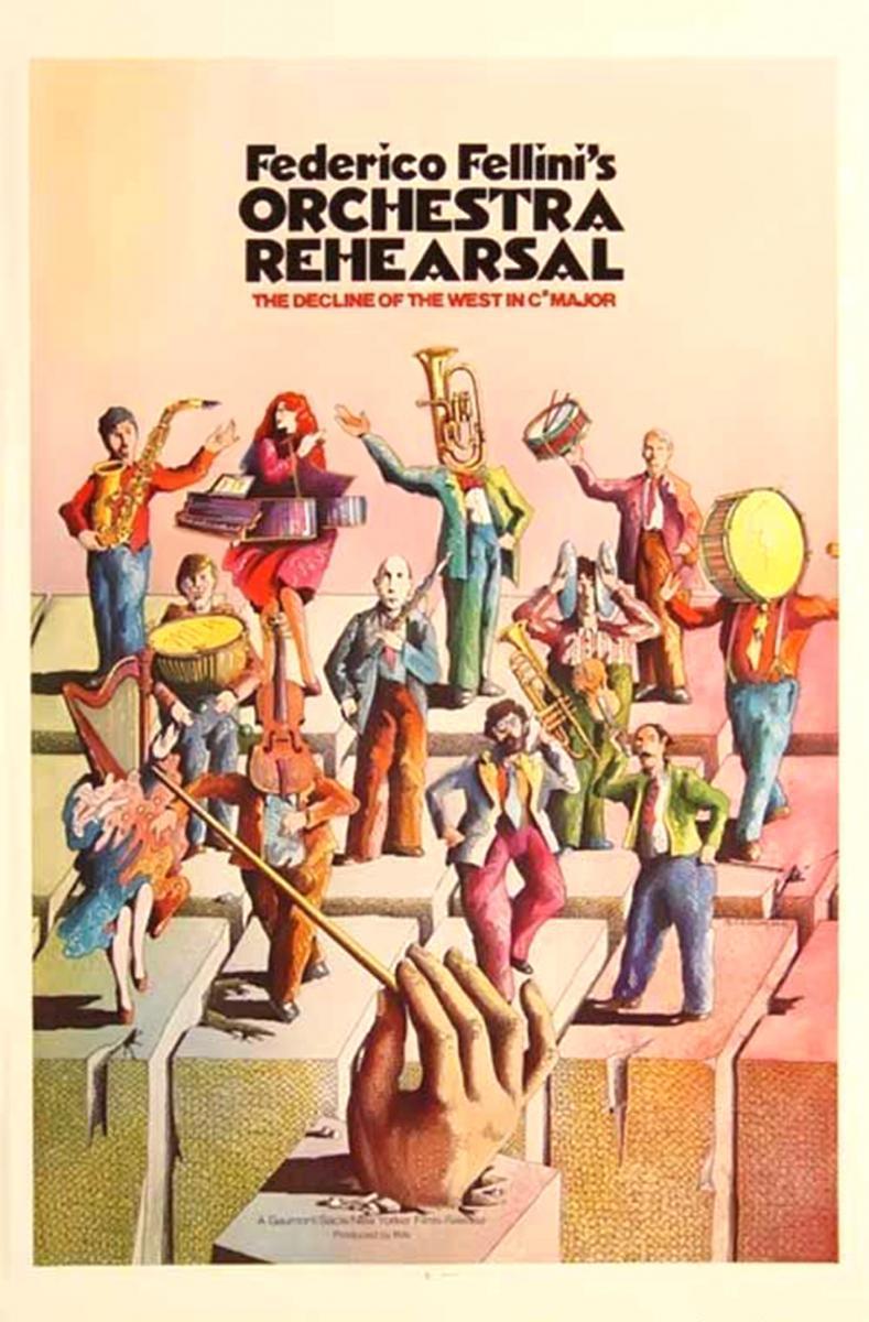Críticas de Ensayo de orquesta (1979) - FilmAffinity