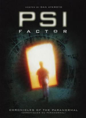 PSI Factor: Crónicas de lo paranormal (Serie de TV)