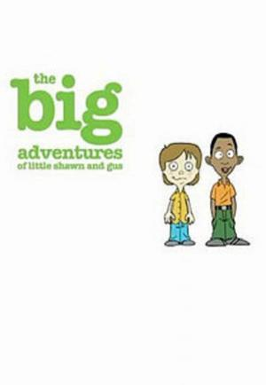 Psych: The Big Adventures of Little Shawn and Gus (Serie de TV)