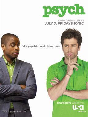 Psych (TV Series)
