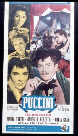 Two Loves Had I... Puccini