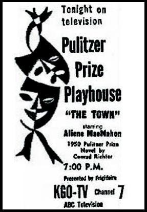 Pulitzer Prize Playhouse (TV Series) (Serie de TV)