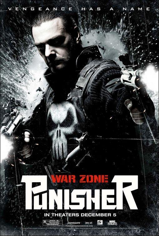 Punisher: Zona de guerra (2008)