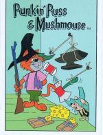 Punkin Puss y Mush Mouse (Serie de TV)