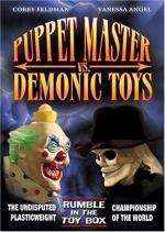 Puppet Master vs Demonic Toys (TV)