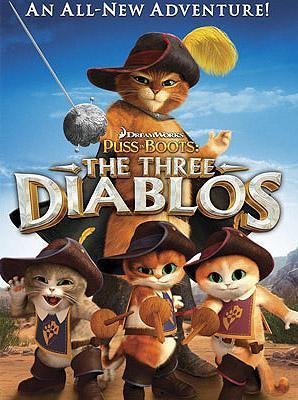 El gato con botas: Los tres diablos (C)