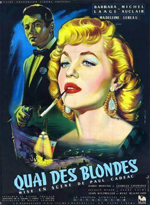 Quai des blondes