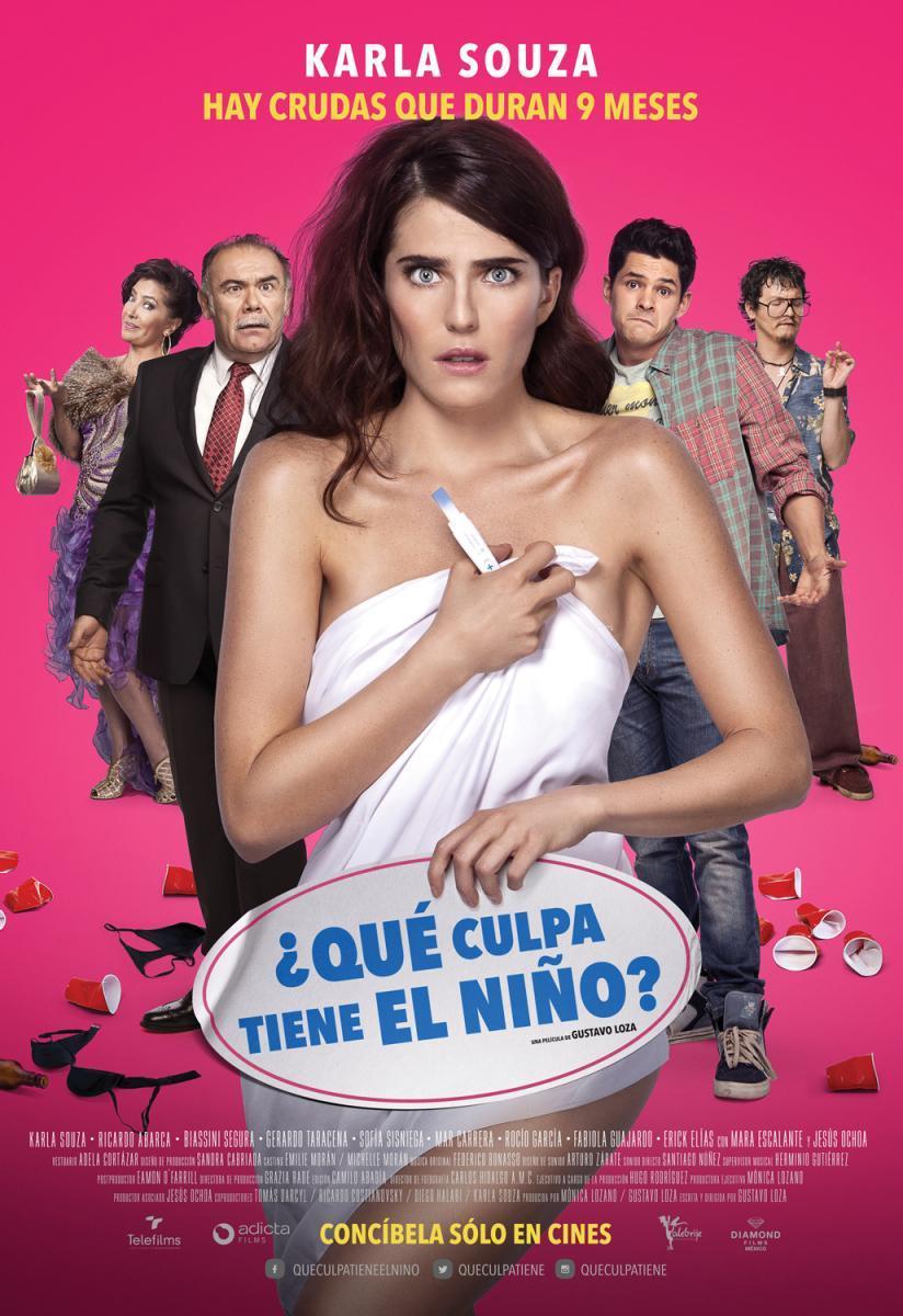 ¿Qué culpa tiene el niño? (2016) HD Latino 1 LINK ()