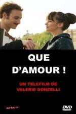 Que d'amour! (TV)