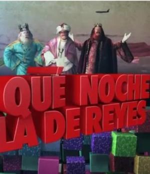 ¡Qué noche la de Reyes! (TV)