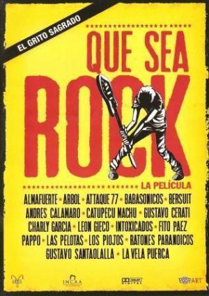 Que sea rock!