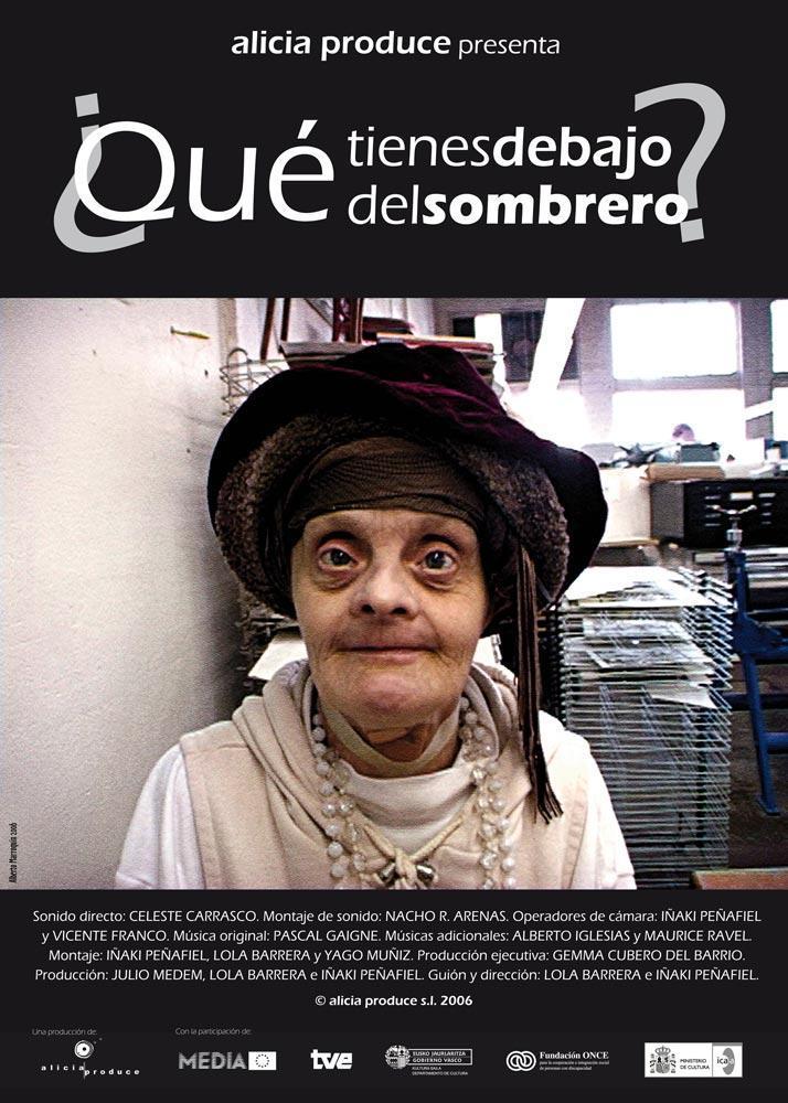Qué tienes debajo del sombrero  (2006) - FilmAffinity 1cd6d573ce0