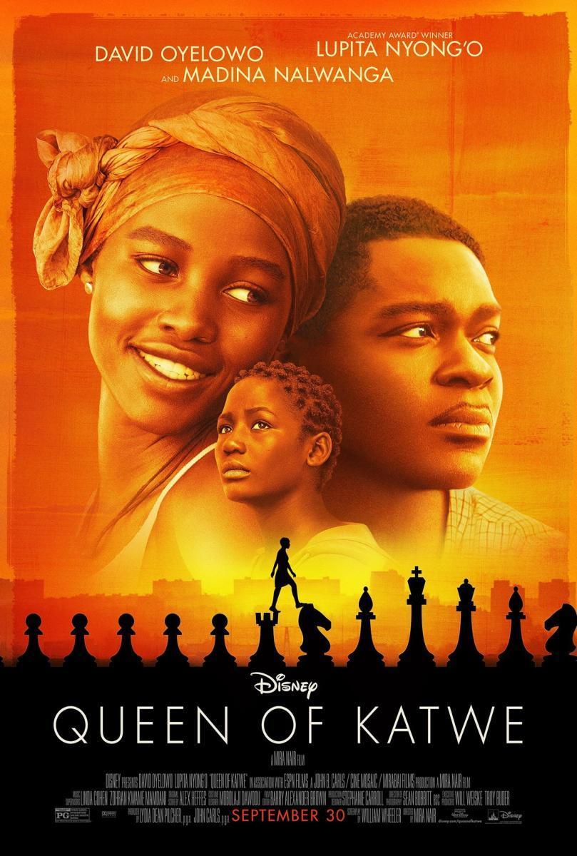 La reina de Katwe [2016][Dual Latino][1080p][MEGA]
