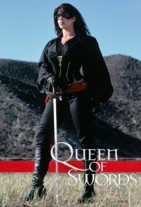 Queen of Swords (TV Series)