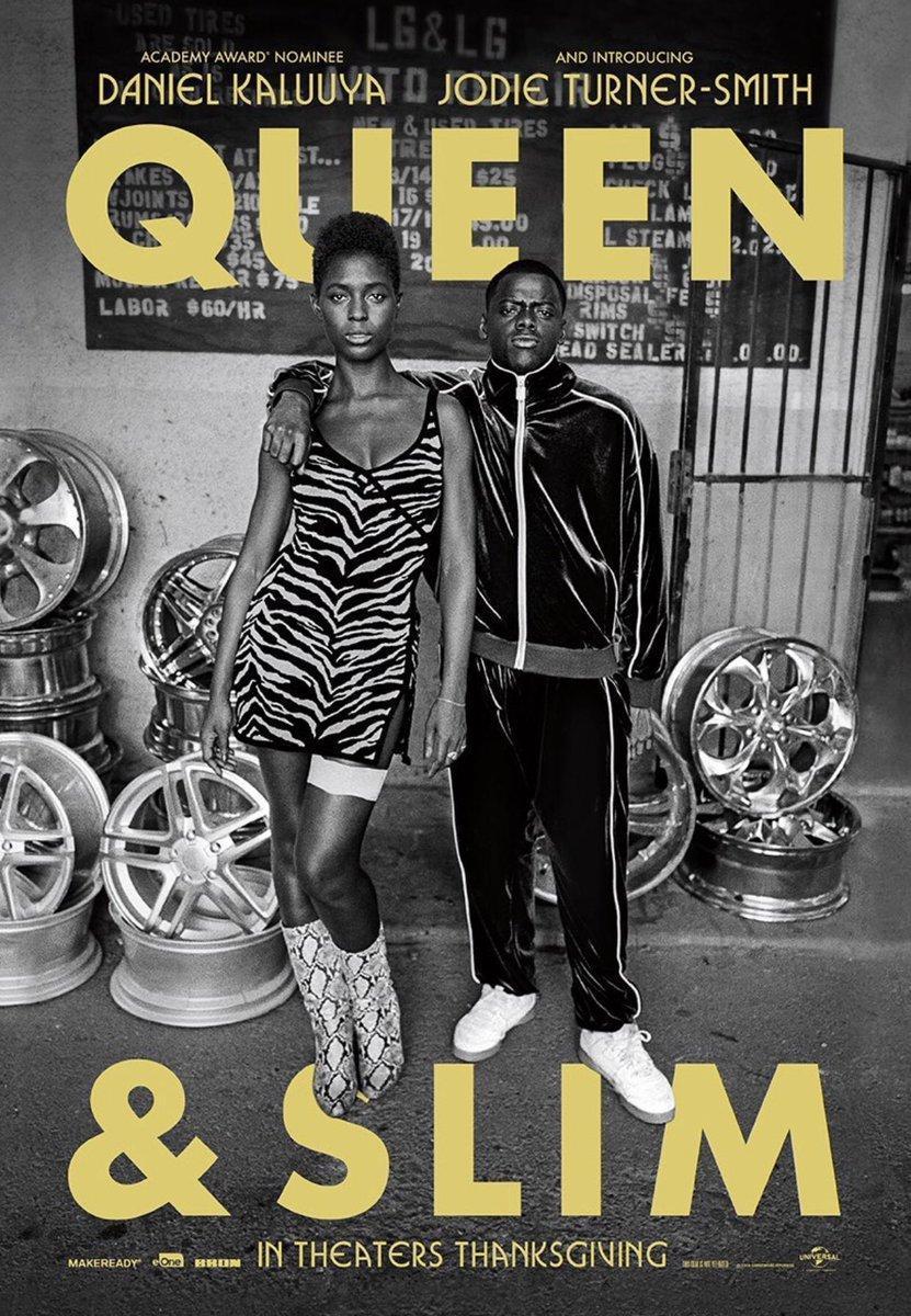 Queen y Slim: Los Fugitivos (2019) [1080p] [Latino] [Google Drive]