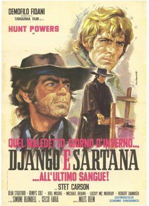 Django y Sartana, el último duelo