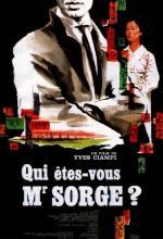 Sorge, el espía del siglo