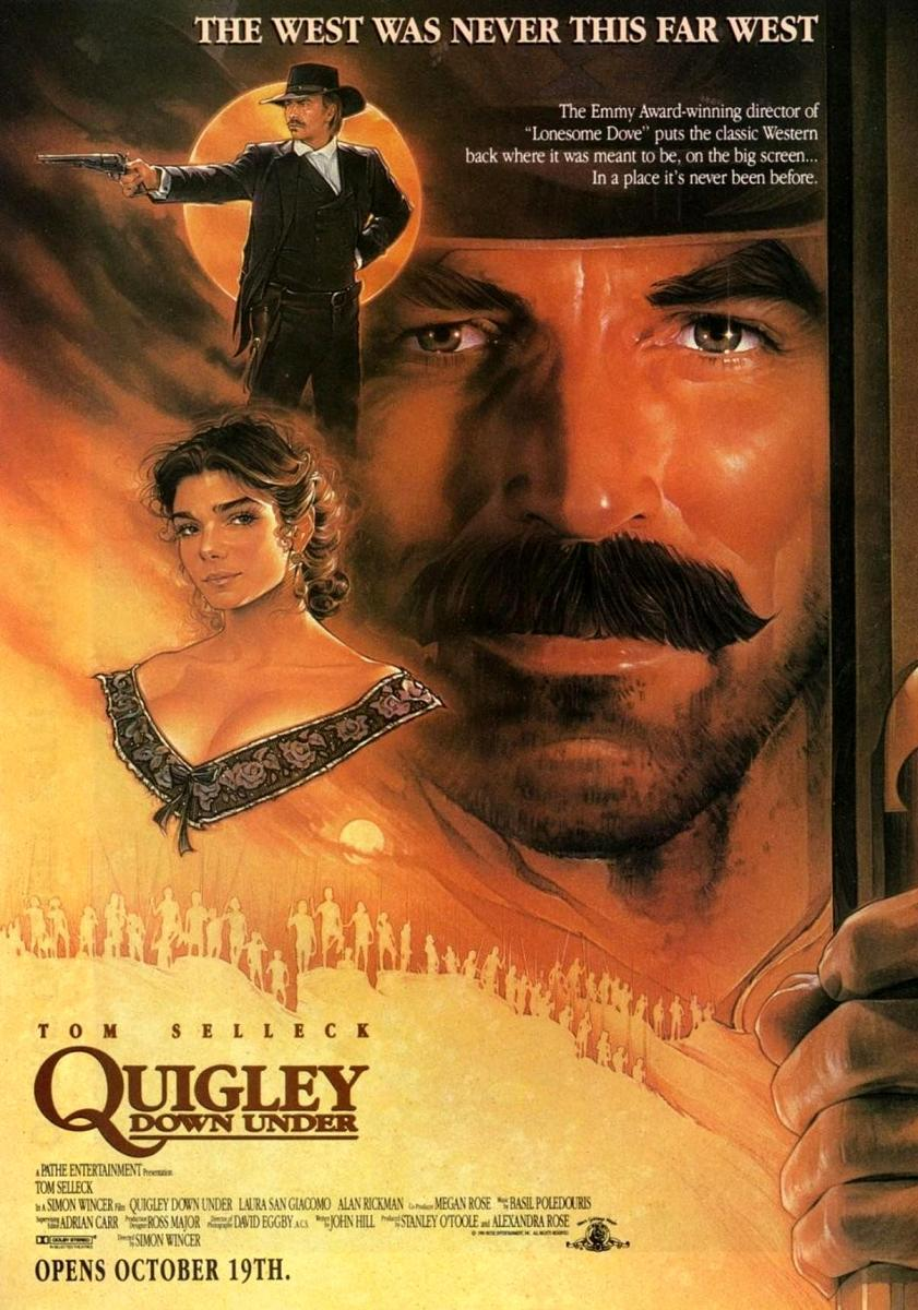 un vaquero sin rumbo tom selleck