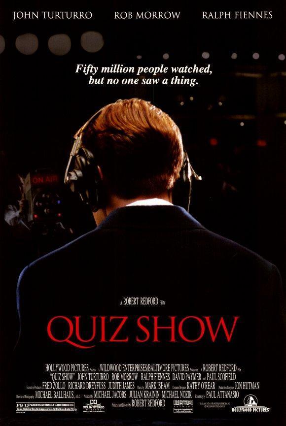 Últimas películas que has visto (las votaciones de la liga en el primer post) - Página 12 Quiz_show-103512412-large