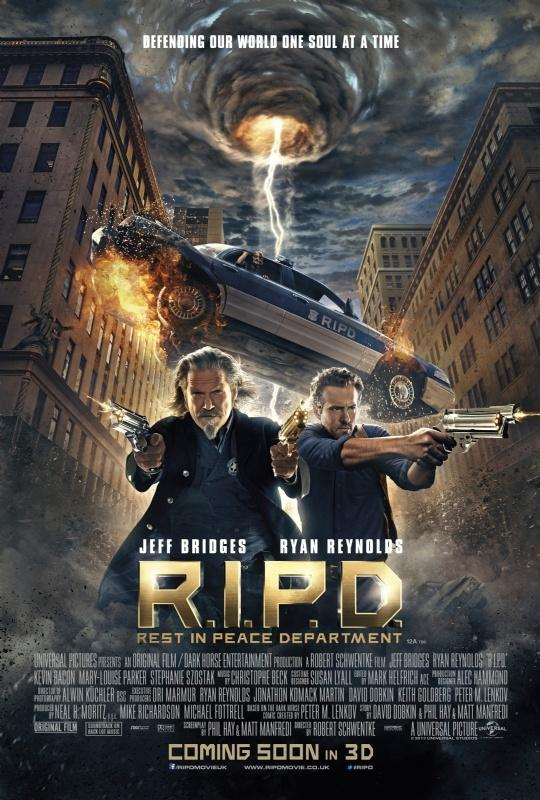 R.I.P.D.: Policía del más allá (2013) 1 LINK HD Latino