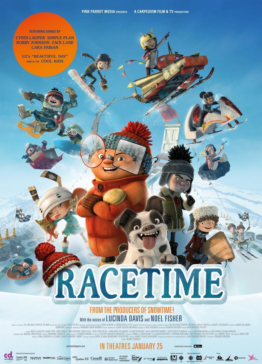 Racetime (2018) | DVDRip Latino HD GoogleDrive 1 Link