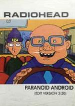 Radiohead: Paranoid Android (Vídeo musical)