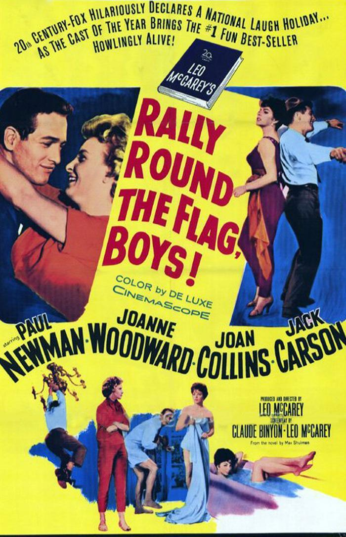 Image result for rally round the flag boys 1958