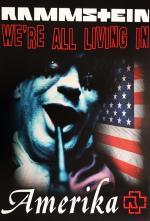 Rammstein: Amerika (Vídeo musical)