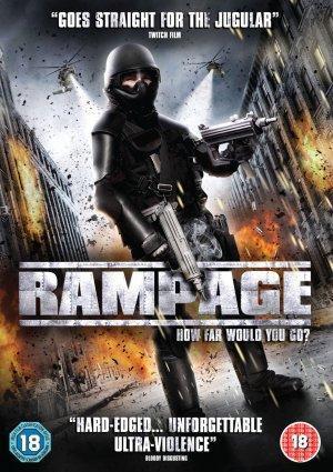 Rampage: Francotirador en libertad