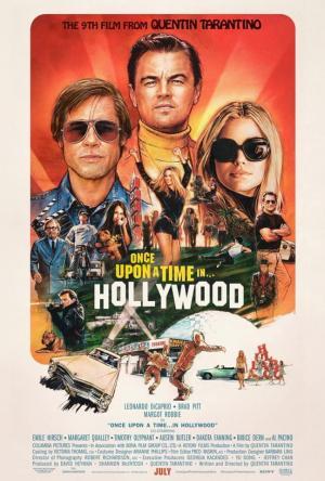 érase Una Vez En Hollywood 2019 Filmaffinity