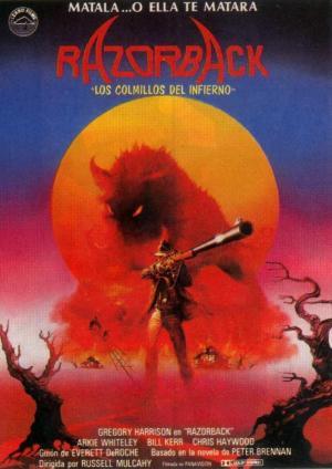 Razorback: Los colmillos del infierno